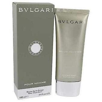 Bvlgari by Bvlgari jälkeen Shave Balm 3,4 oz (miehet) V728-542196