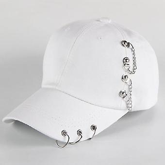 أزياء الهيب هوب القطن قبعة البيسبول