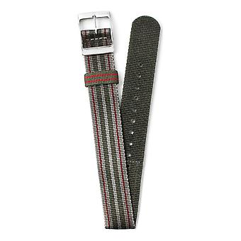 Uhrenarmband Timex BTQ6018029D (ø 18 mm)