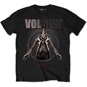 Volbeat - King of the Beast Unisex Small T-Shirt - Black