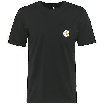 Converse Sushi Pocket 10022855A01 universel toute l'année t-shirt homme