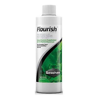 Seachem Flourish Comprehensive Supplement - 8.5 oz