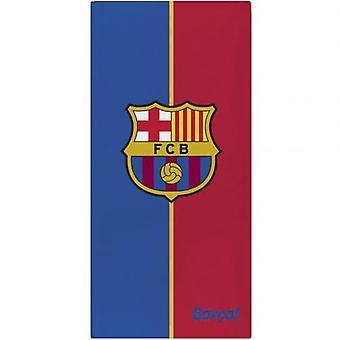 برشلونة منشفة