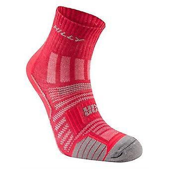 Hilly Twin Skin Anklet Socks Double Layer Women's Running Socks Sportswear Jog