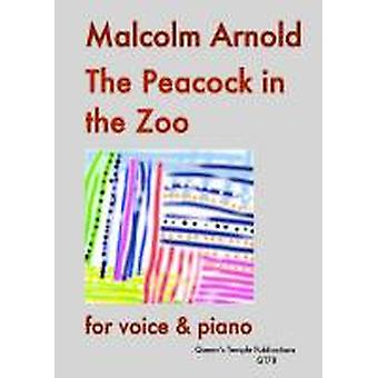 The Peacock in the Zoo (Sir Malcolm Arnold) VOICE & PIANO