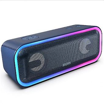 Caraele Doss Soundbox Pro Plus Bluetooth Speaker, 24w Speaker, Music Box With Light Effects, Super Bass, Wireless Stereo Pairing, 16 Hours Of Battery
