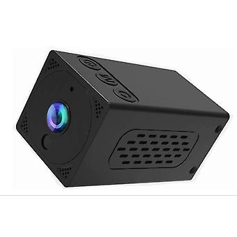 Webcams mini wifi hd wireless camera with battery remote wireless monitoring of a small house black