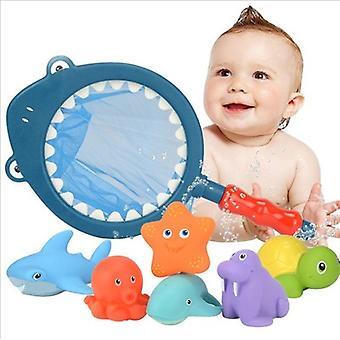 Baby Bad Legetøj Action Omfatter Legetøj Fisk Bad Legetøj