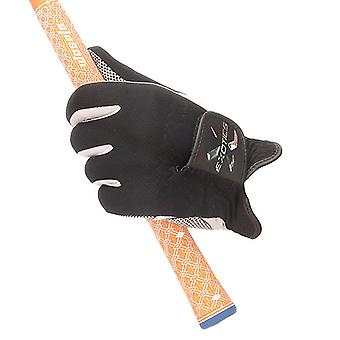 New Summer Golf Men's Left Hand Single Glove Non-slip Breathable And Washable(L)