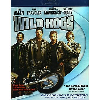 Wild Hogs [BLU-RAY] USA import