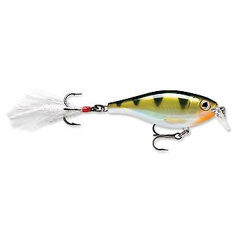 Rapala X-Rap Shad Shallow 06 Fishing Lure - Yellow Perch