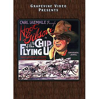 Chip of the Flying U [DVD] USA import