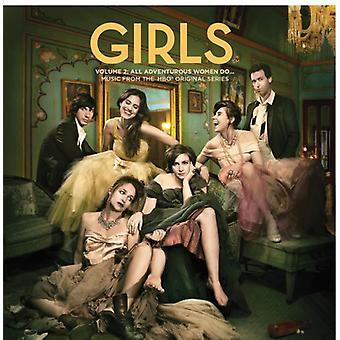 様々 なアーティストが-女の子 Vol.2: 音楽から HBO シリーズ [CD] USA 輸入
