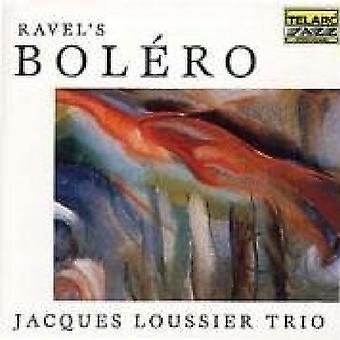 Jacques Loussier Trio - Ravel: Bolero [CD] USA import