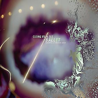 Cuong Vu 4-Tet - Ballet (the Music of Michael Gibbs) [Vinyl] USA import