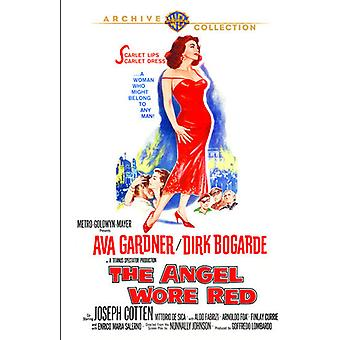 Angel Wore Red [DVD] USA import