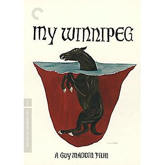 Mon import USA de Winnipeg [DVD]