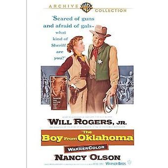Poika alkaen Oklahoma [DVD] USA tuonti