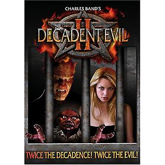 Decadent Evil 2 [DVD] USA import
