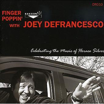 Joey Defrancesco - Finger Poppin' Celebrating the Music of Horace Sil [CD] USA import