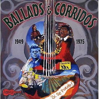 Ballads & Corridos 1945-1975 - Ballads & Corridos 1945-1975 [CD] USA import