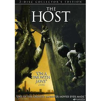 Host - The Host [Special Edition] [DVD] USA import