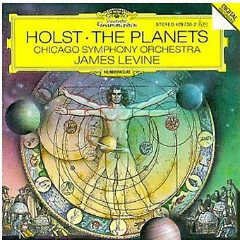 Levine/Chicago Symphony Orch. - Holst: The Planets [CD] USA import