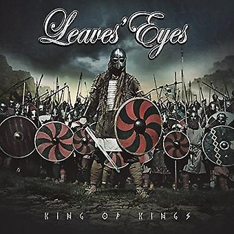 Leaves' Eyes - King of Kings [CD] USA import
