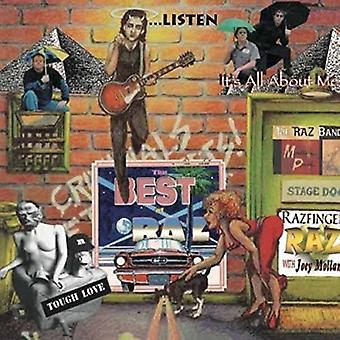 Raz Band, the - Best of Raz [CD] USA import