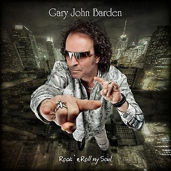 Gary Barden - Rock 'N' Roll My Soul [CD] USA import