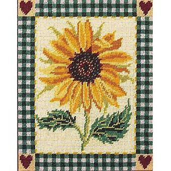 Shaker Sunflower Needlepoint Kit