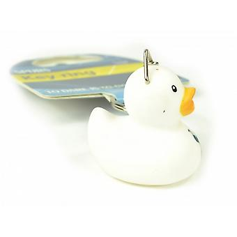 Tottenham Hotspur FC Official Football Mini Duck Keyring