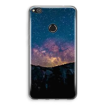 Huawei Ascend P8 Lite (2017) Transparant fall (Soft) - resa till rymden