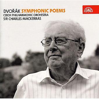 A. Dvorak - Dvor K: Symphonic Poems [CD] USA import