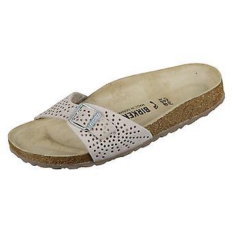 Birkenstock Madrid 1009673 sapatos femininos universais de verão