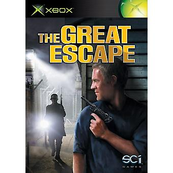 The Great Escape (Xbox) - As New
