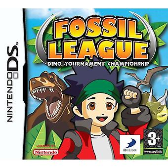 Fossil League (Nintendo DS) - New