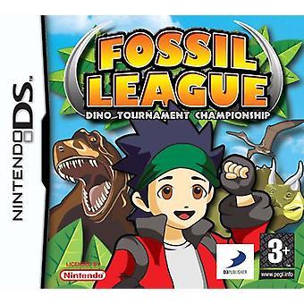 Fossil League (Nintendo DS)-ny