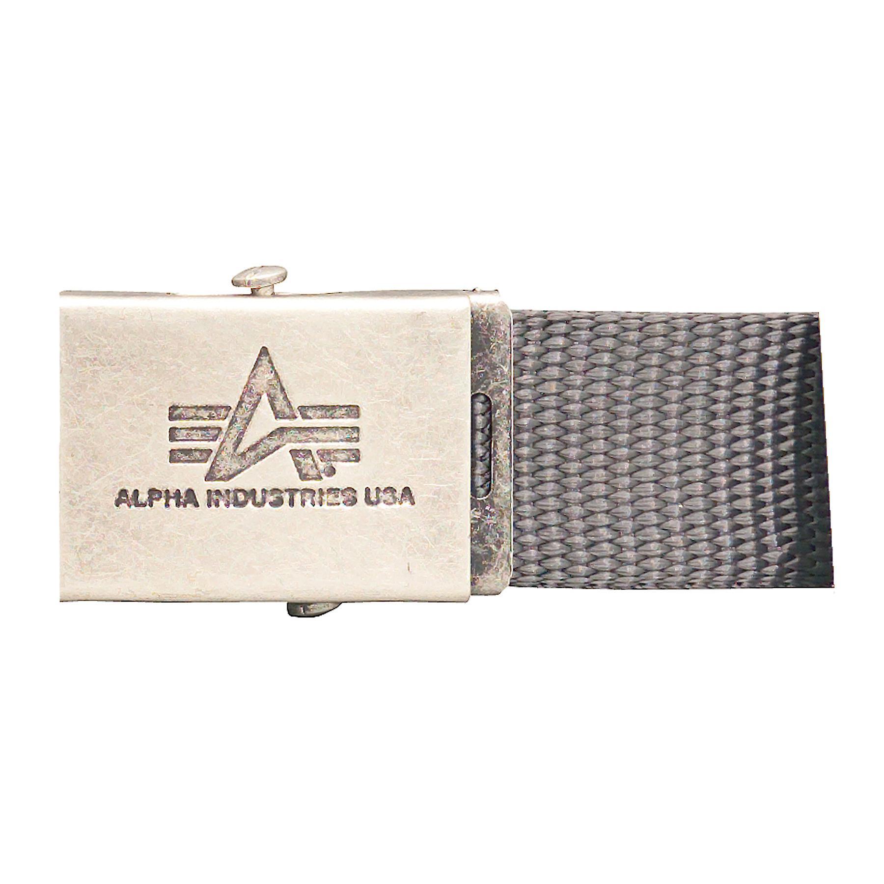 Alpha Industries Heavy Duty Belt 4 cm