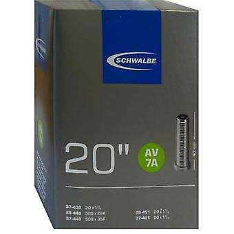 SCHWALBE AV 7A bicycle tube 20″