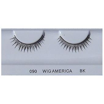 Wig wig557 America Premium falske øyevipper, 5 par