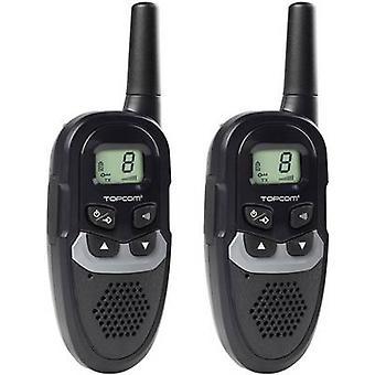 Topcom RC-6410 RC-6410 PMR handheld transceiver 2-piece set