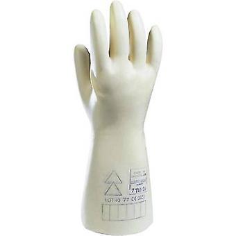 Electrosoft CLASSE 00 / 500 V CAT. 3 T9 2091903-9 Naturkautschuk Elektriker Handschuh Größe (Handschuhe): 9, L EN 60903 1 Paar