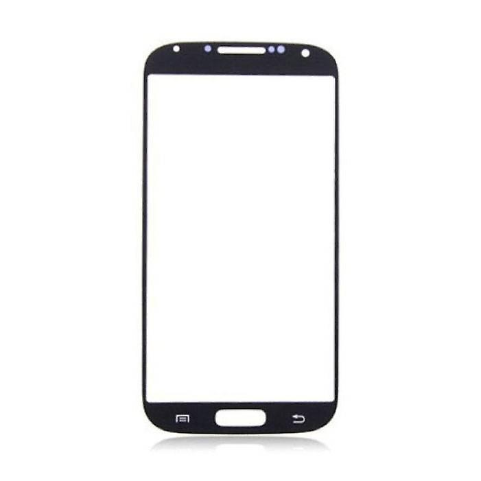 Stuff Certified® Samsung Galaxy S4 i9500 A + Quality Front Glass - Black