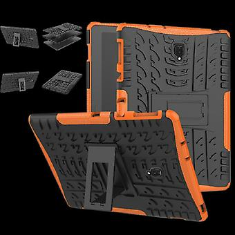 Hybrid outdoor protective cover case Orange for Samsung Galaxy tab A 10.5 T590 / T595 2018 bag