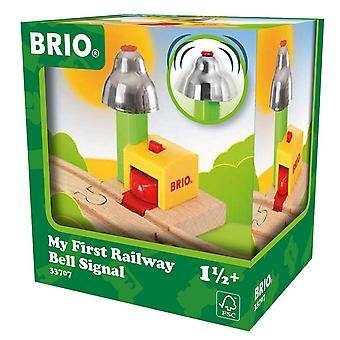 BRIO mijn eerste spoorweg Bell signaal