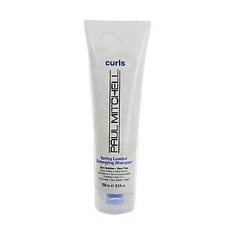 Paul Mitchell krullen veer belast ontklitten Shampoo, 8,5 oz