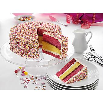 Sidoli Frozen Angel Sparkle Cake