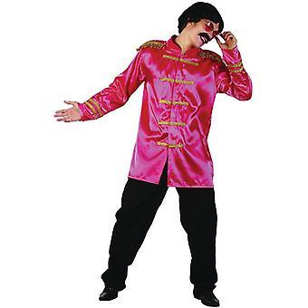 Sgt Pepper Jacket, Pink