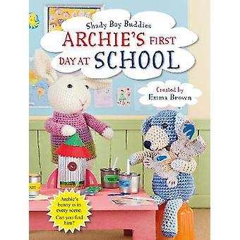 Schaduwrijke baai Buddies - Archie de eerste dag op School door Emma bruin - 97817